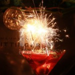 Ice Sparklers Nightclub Bars Restaurants Mini Safe Indoor Sparklers